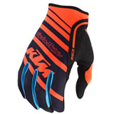KTM TLD XC Streamline Gloves Orange