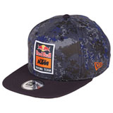 KTM Red Bull Racing Team Camo Snapback Hat