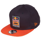 KTM Red Bull Racing Team Chrome Logo Snapback Hat