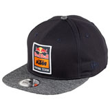 KTM Red Bull Racing Team Shadow Snapback Hat