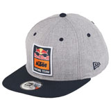 KTM Red Bull Racing Team Athletic Snapback Hat
