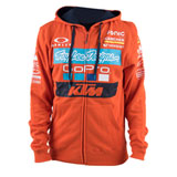 KTM TLD Team Zip-Up Hooded Sweatshirt 2017