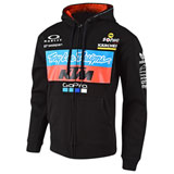KTM TLD Team Zip-Up Hooded Sweatshirt