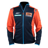 KTM Replica Team Softshell Zip-Up Jacket