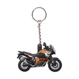 KTM 1290 Super Adventure R Rubber Keychain