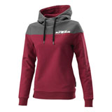 KTM Women's Sliced Hooded Sweatshirt