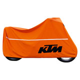 KTM Protective Outdoor Motorcycle Cover Orange
