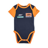 KTM Replica Infant One Piece Navy/Orange