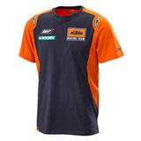 KTM Replica Team T-Shirt Orange/Navy