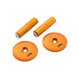 KTM Swing Arm Bolt Cover Kit