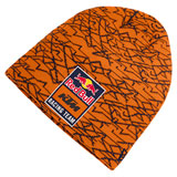 KTM Red Bull Racing Team Mosaic Beanie Orange