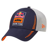 KTM Red Bull Racing Team Adjustable Curve Bill Hat Navy