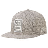 KTM Red Bull Racing Team Snapback Hat Grey
