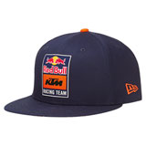 KTM Red Bull Racing Team Snapback Hat Navy