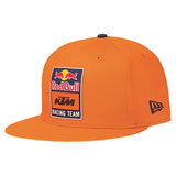 KTM Red Bull Racing Team Snapback Hat Orange