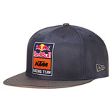 KTM Red Bull Racing Team Hex Snapback Hat Navy/Grey