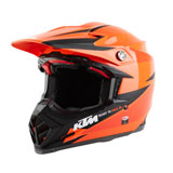 KTM Moto-9 Flex Helmet 2020 Orange