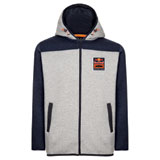 KTM Red Bull Racing Team Zip-Up Hooded Sweatshirt Grey