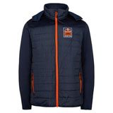 KTM Red Bull Racing Team Hybrid Jacket Navy