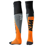KTM Knee Brace Socks Black/Orange