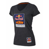 KTM Women's Red Bull V-Neck T-Shirt