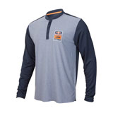 KTM Red Bull Racing Team Performance Henley Shirt