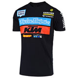 KTM TLD Team T-Shirt Black