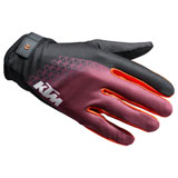 KTM Youth Gravity-FX Gloves 2020 Orange/Purple