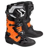 KTM Tech 10 Boots Black/Orange