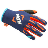 KTM Gravity-FX Gloves Blue