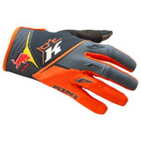 KTM KINI Red Bull Gloves Orange