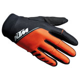 KTM Racetech Gloves Orange