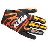 KTM TLD SE Slash Gloves Orange