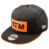 KTM Radical Snapback Hat Black