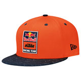 KTM Red Bull Racing Team Snapback Hat Orange/Navy