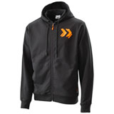 KTM Radical Zip-Up Hooded Sweatshirt 2020 Black