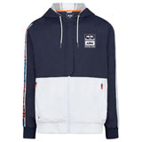 KTM Red Bull Racing Team Letra Windbreaker Jacket Navy/White
