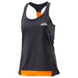 KTM Women's Emphasis Tank Top Black