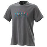 KTM Radical Logo T-Shirt 2020 Grey
