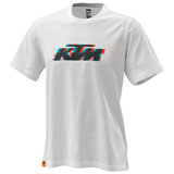 KTM Radical Logo T-Shirt 2020 White