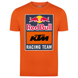 KTM Red Bull Racing Team Emblem T-Shirt Orange