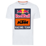 KTM Red Bull Racing Team Emblem T-Shirt White