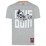 KTM Red Bull Racing Team Musquin T-Shirt Grey