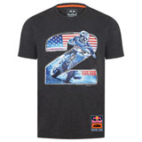 KTM Red Bull Racing Team Webb T-Shirt Grey