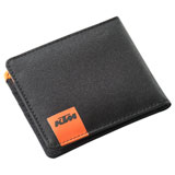 KTM Pure Bi-Fold Wallet Black
