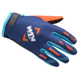 KTM Youth Gravity-FX Gloves Blue