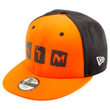 KTM Youth Radical Snapback Hat Orange