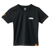 KTM Youth Racing T-Shirt Black
