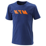 KTM Youth Radical T-Shirt 2020 Blue