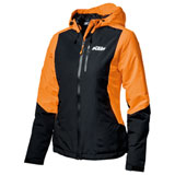 KTM Women's Orange Jacket Orange/Black